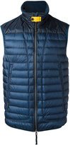 Parajumpers sleeveless padded coat - men - Polyester/Polyamide/Feather Down - L