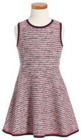 Kate Spade Toddler Girl's Tweed Dress