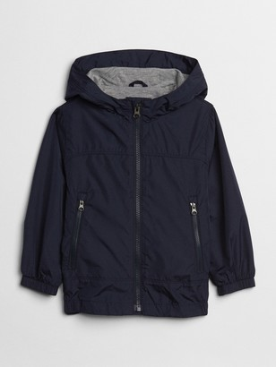 Gap Toddler Jersey-Lined Windbuster