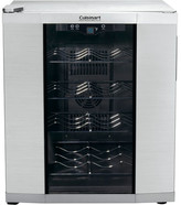Cuisinart Wine Cellar 16 Bottle Single Zone Freestanding Wine Refrigerator