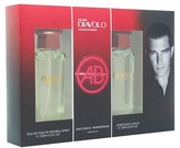 Antonio Banderas Diavolo by Men's Cologne - 2 Piece Gift Set