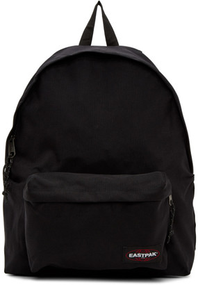 Eastpak Black Large Padded Pakr Backpack