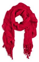 Marks and Spencer CashmilonTM Stitched Ruffle Scarf