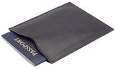 Royce Leather RFID Blocking Passport Sleeve