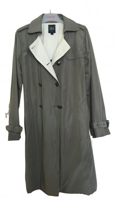 Swildens Khaki Polyester Trench coats