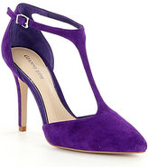Gianni Bini Jelissa T-Strap Pointy Toe Pumps