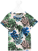 Finger In The Nose floral print T-shirt