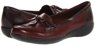 Clarks Ashland Bubble (Black) Women's Slip on Shoes