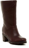 UGG Jessia Water Resistant Genuine Shearling Lined Block Heel Boot