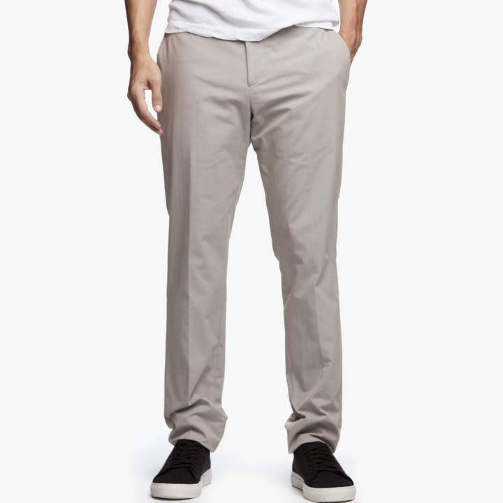 James Perse MICRO TWILL TAILORED PANT
