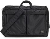 Porter Tanker 3-way Black Nylon Briefcase