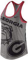 Nike Women's Georgia Bulldogs Dri-Blend Tank