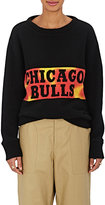 "The Elder Statesman X NBA Women's ""Chicago Bulls"" Cashmere Sweater"
