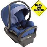 Maxi-Cosi IC160DCH - Mico Max 30 Infant Car Seat w Baby on Board Sign - Blue Base by