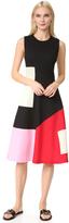 Novis Sleeveless A-Line Dress
