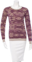 Gryphon Merino Wool Pullover Sweater