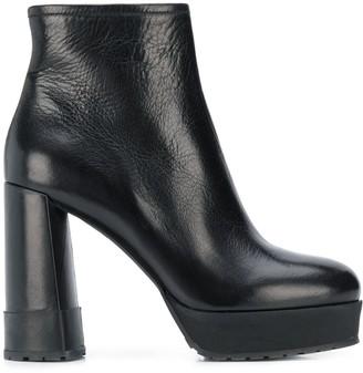 Premiata Polished Finish Boots