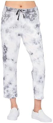 XCVI Rekka Joggers in Burnout French Terry (Burnout Freefall Wash) Women's Casual Pants
