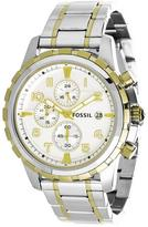Fossil Dean Collection FS4795 Men's Analog Watch with Chronograph
