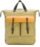 Ally Capellino Igor waxed backpack