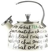 Kate Spade All in Good Taste 2.5 qt. Piping Hot Tea Kettle