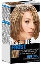 L'Oreal La Petit Frost Hi-Precision Pull-Through Cap Highlights La Petite Frost H55 Creme Caramel