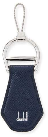 Dunhill Signature Leather Key Chain