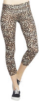Wet Seal Leopard Printed Legging