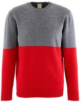 Country Of Origin Colourblock jumper
