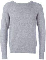 Barena bateau-neck sweater