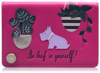 Radley Be Leaf in Yourself Slip Card Holder