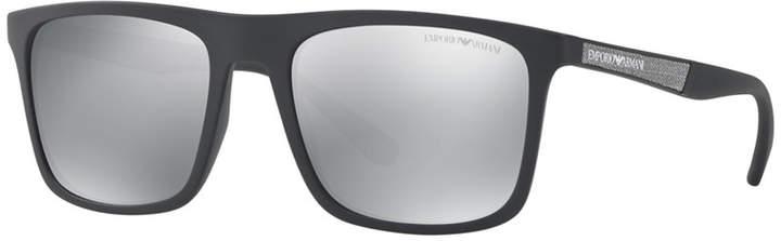 Emporio Armani Polarized Sunglasses, EA4097
