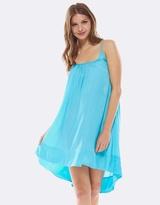 Deshabille Belagio Dress Aqua