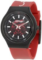 Ed Hardy Women's NE-RD Neo Red Watch