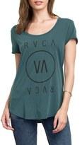 RVCA Women's Graphic Tee