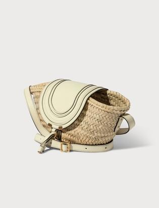Chloé Small Marcie Basket Crossbody Bag