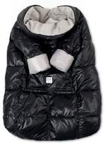 7AM Enfant Easy Cover Small Wearable Blanket in Black
