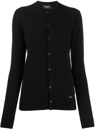 DSQUARED2 Button Up Cardigan