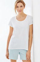 J. Jill Pure Jill Sleep Ultrasoft Tee