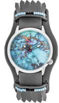 Boum Originaire Collection BOUBM4005 Women's Silver Analog Watch