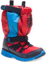 Stride Rite Little Boys' or Toddler Boys' Made2Play Spider-Man Sneaker Boots