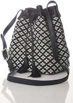 J. Jill Graphic Bucket Bag