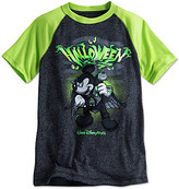 Disney Mickey Mouse Raglan Tee for Boys - Halloween - Walt World