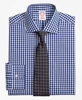 Brooks Brothers Non-Iron Madison Fit Gingham Dress Shirt