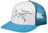 Arc'teryx Bird Trucker Hat (Black) Caps
