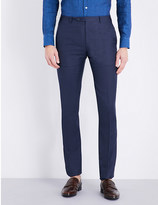 Men Slim-fit Linen Pants - ShopStyle