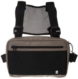 Alyx Black & Hazelnut Nylon Backpack