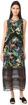 No.21 No. 21 Sleeveless Long Dress