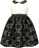 Jayne Copeland Black and White Ball Gown, Little Girls (4-6X)