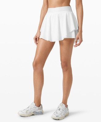 Lululemon Court Rival High Rise Skirt